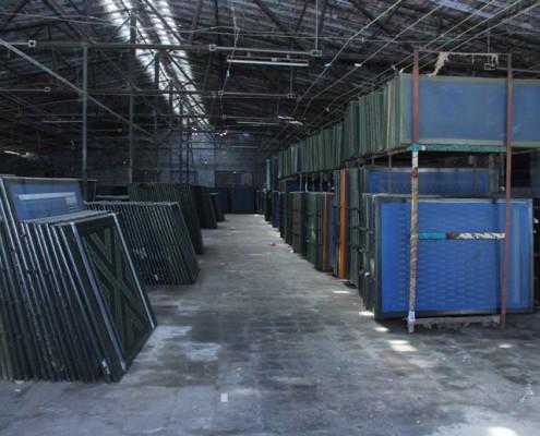 Design Plates Storage
